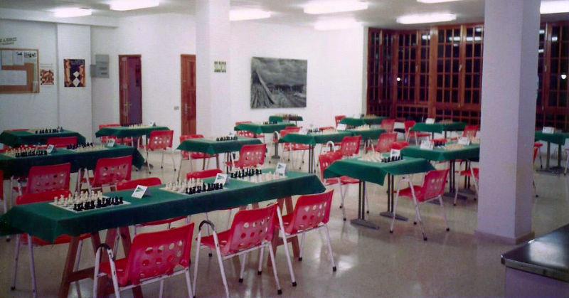 4º Local del Club Avenida de Canarias, planta de La Caja