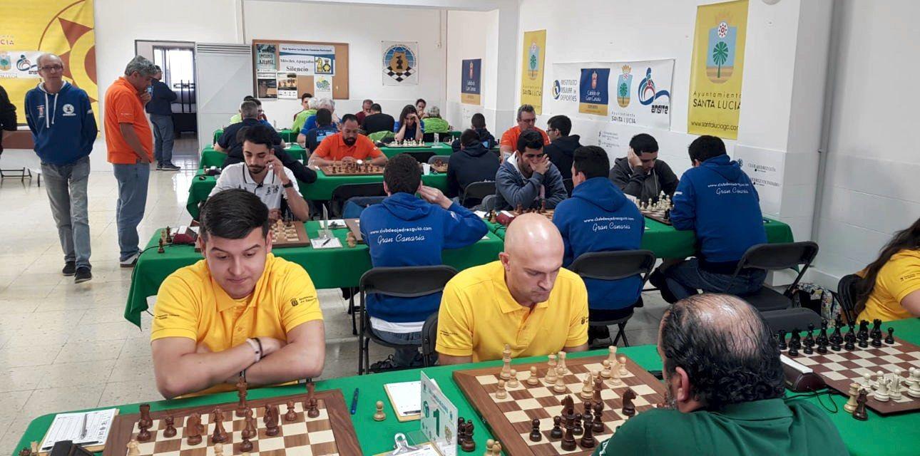 5ª ronda de la liga Canarias 2020