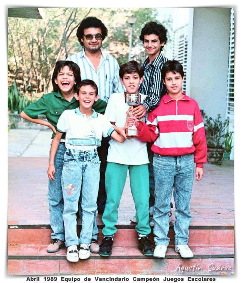 Campeones de Canarias 1989