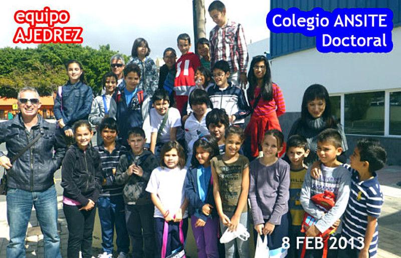 Colegio Ansite 2013