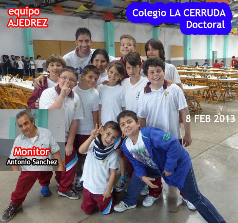 Colegio La Cerruda 2013