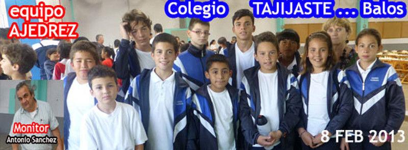 Colegio Tajinaste 2013