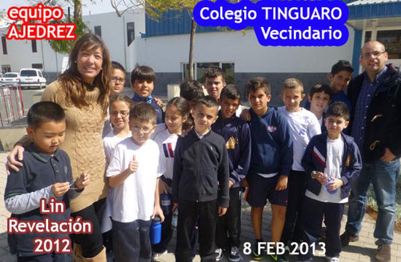 Colegio Tingüaro 2013