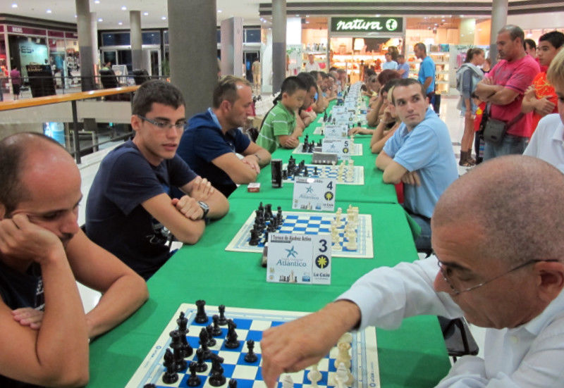 Torneo Centro Comercial Atlántico 2012