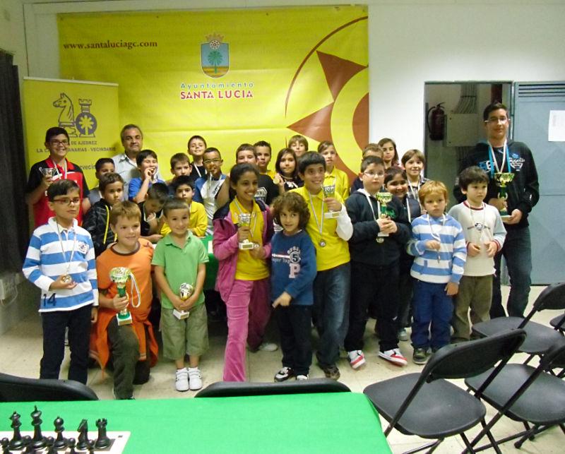 Torneo de navidad 2012