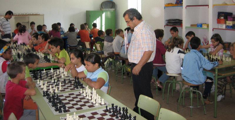 Torneo en el Colegio El Canario 2007