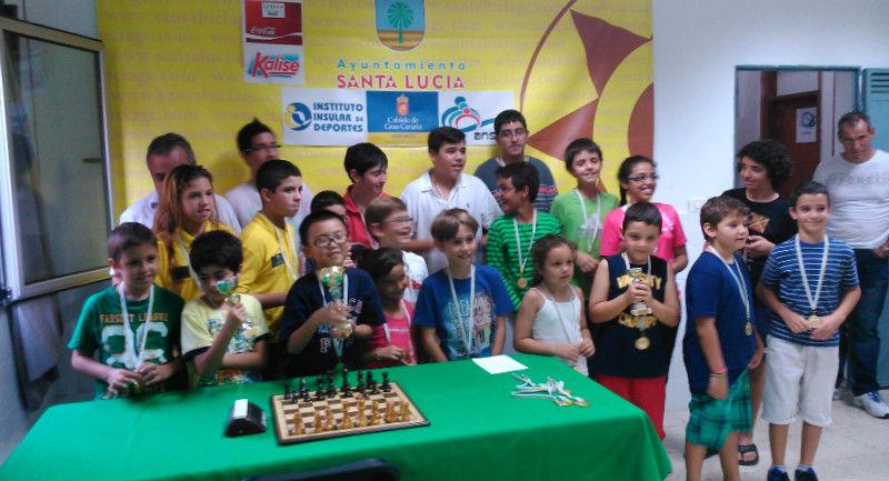 Torneo social 2013