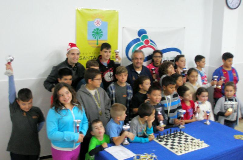 Torneo solidario Ansite 2016