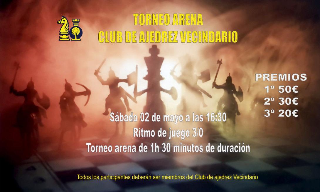 Torneo arena Mayo 2020