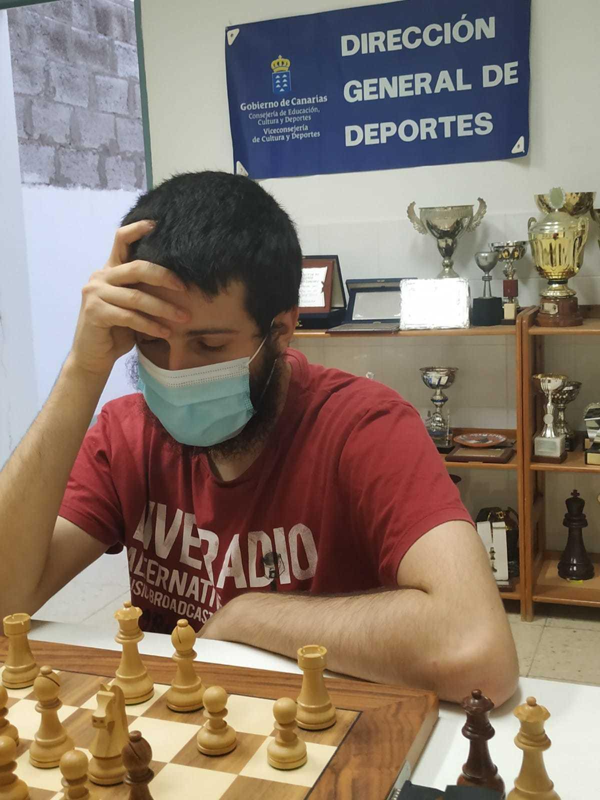 XIII Memorial Pedro Lezcano Montalvo (Torneo cerrado) Alberto Manchón Santana