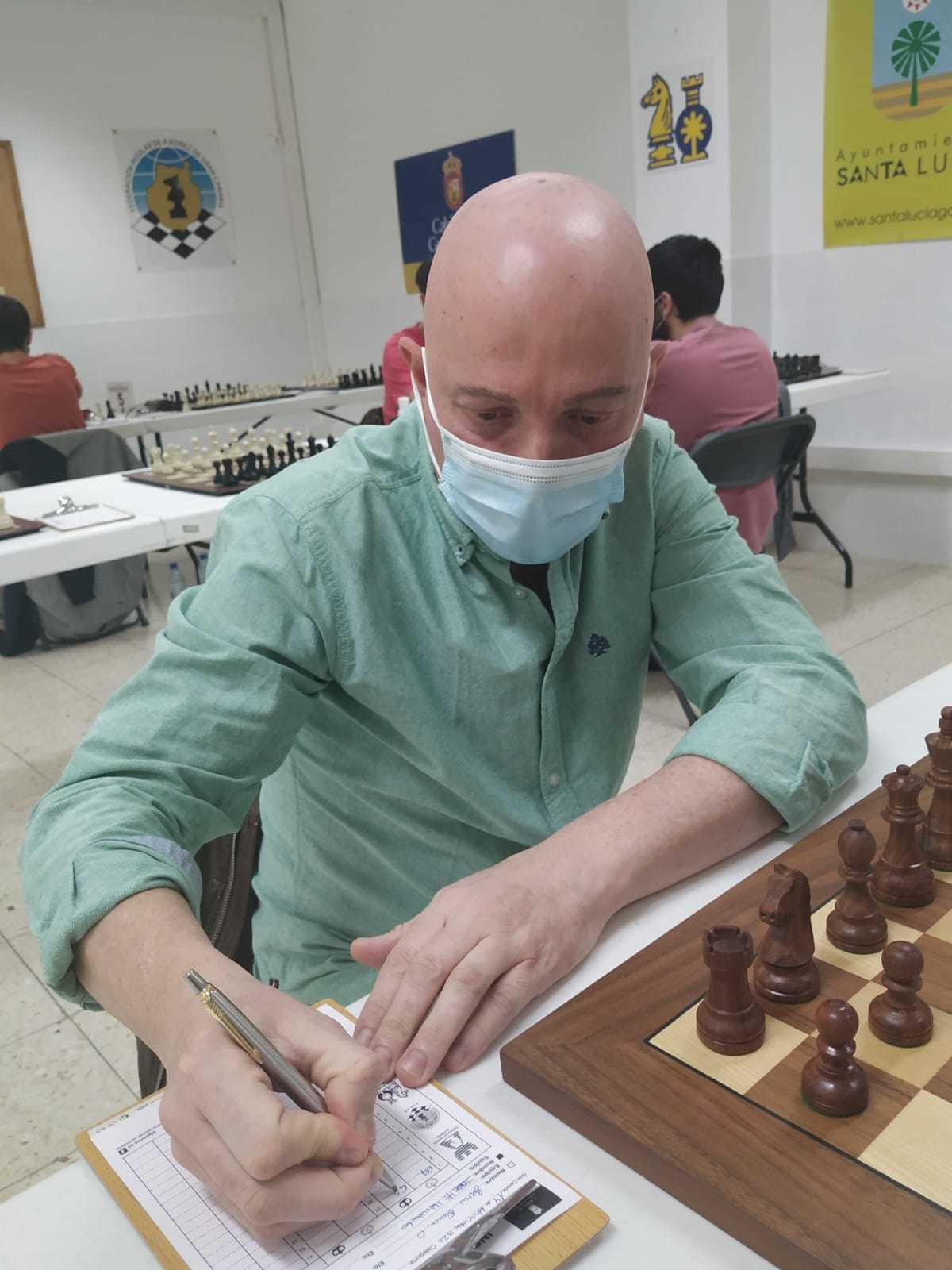 XIII Memorial Pedro Lezcano Montalvo (Torneo cerrado) José María Hernando Rodrigo