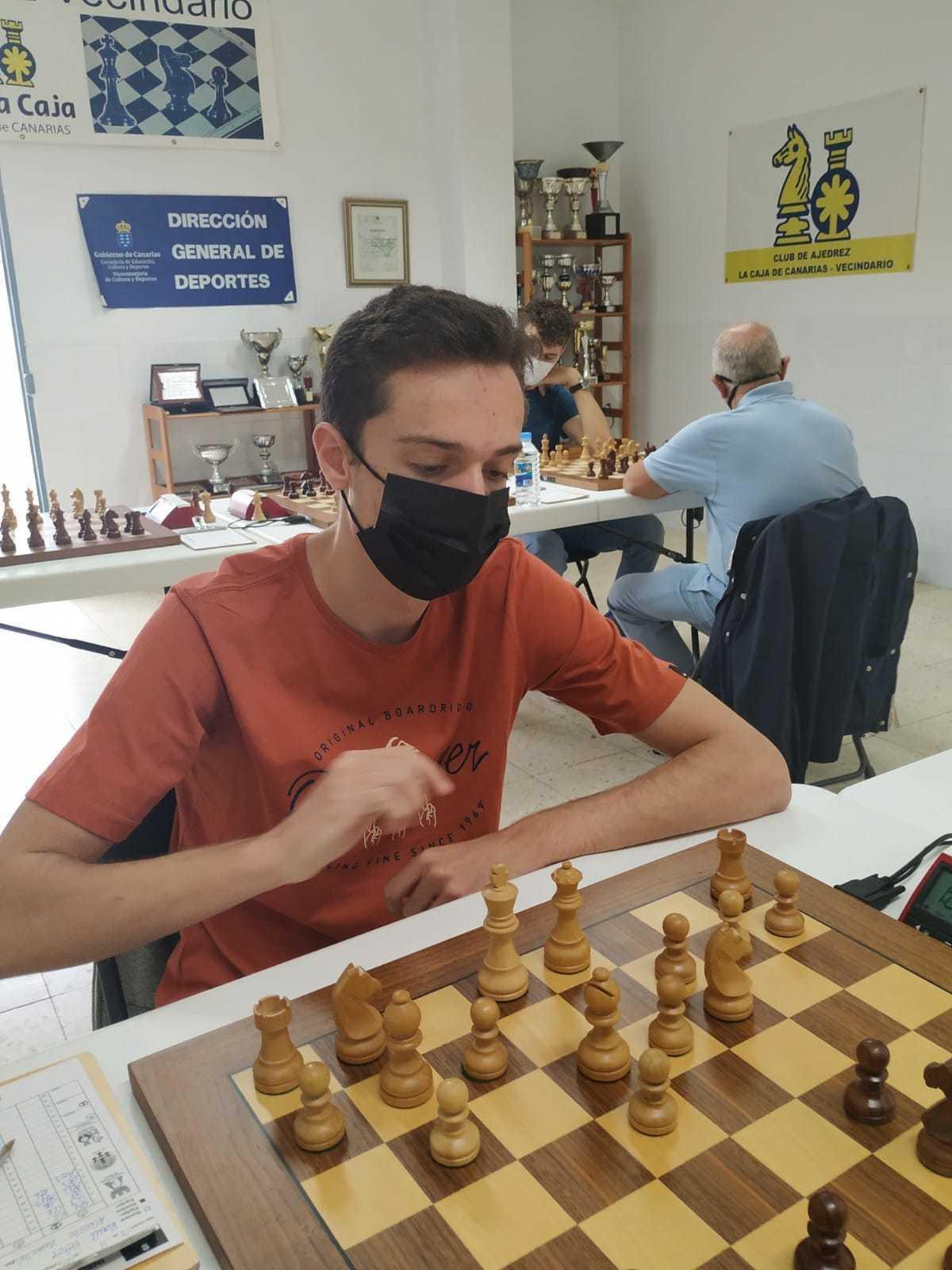 XIII Memorial Pedro Lezcano Montalvo (Torneo cerrado) Raúl Pérez Guerra