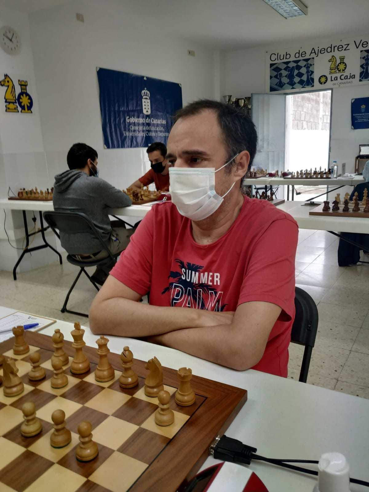 XIII Memorial Pedro Lezcano Montalvo (Torneo cerrado) Rodrigo Vázquez Schroeder