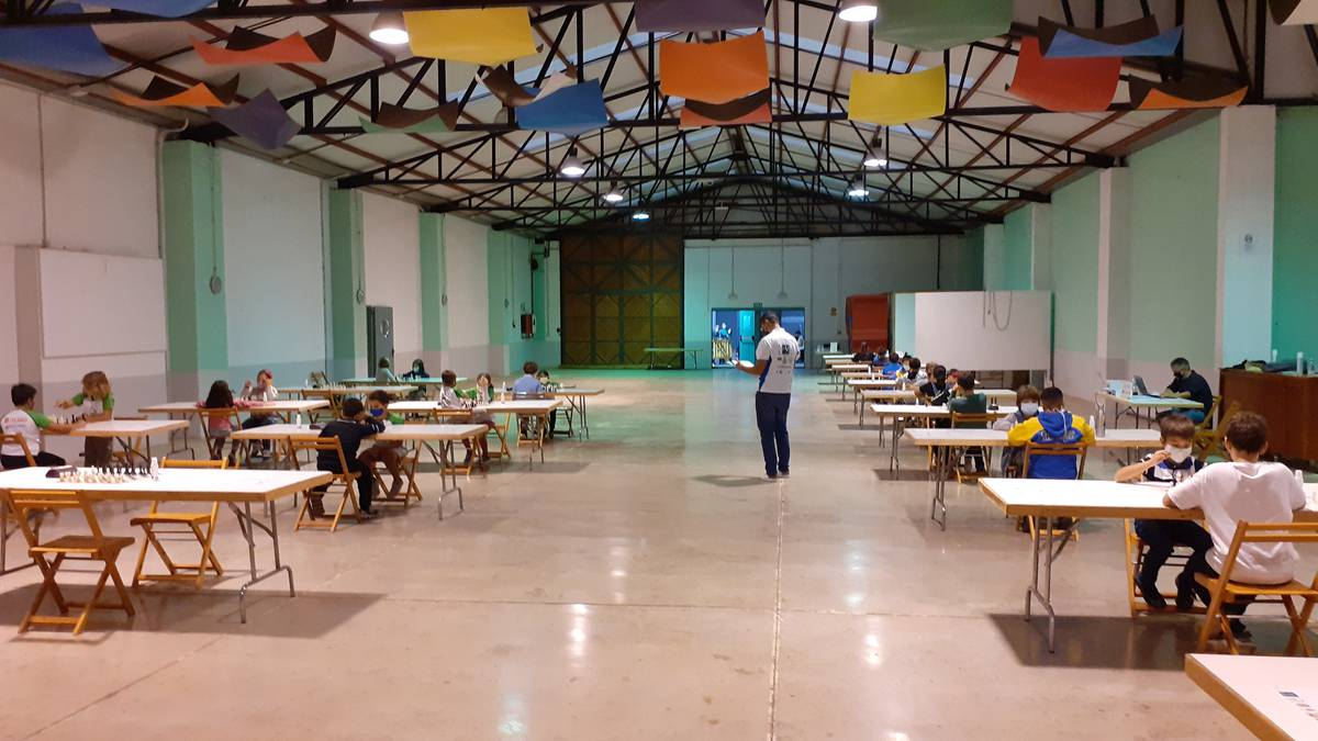 XIII Memorial Pedro Lezcano Montalvo (Torneo de promoción) 3