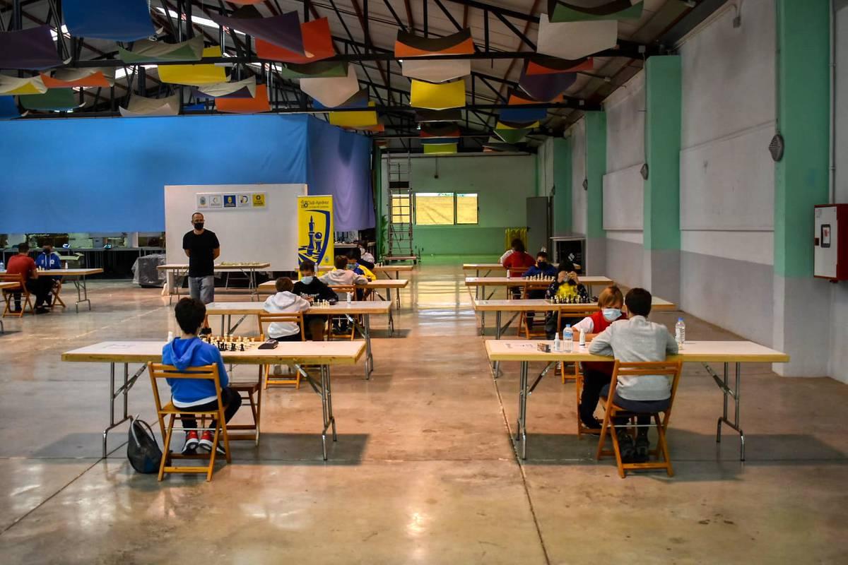 XIII Memorial Pedro Lezcano Montalvo (Torneo de promoción) 1