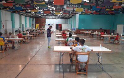 Juegos de Gran Canaria Sub 8 y 10